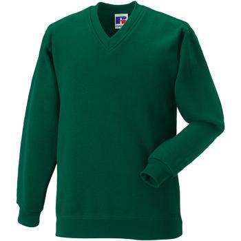 textil Barn Sweatshirts Jerzees Schoolgear 272B Flaskegrön