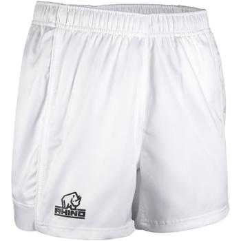 textil Barn Shorts / Bermudas Rhino RH15B Vit