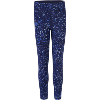 textil Flickor Leggings Skinni Fit SM424 Marinblått/Bubblor