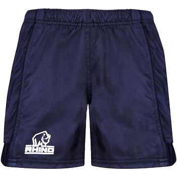 textil Herr Shorts / Bermudas Rhino RH015 Marinblått