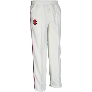 textil Barn Joggingbyxor Gray-Nicolls GN10J Elfenben/ Maroon