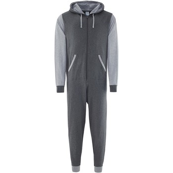 textil Uniform Comfy Co CC003 Antracit/lädergrått
