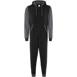 textil Uniform Comfy Co CC003 Svart träkol