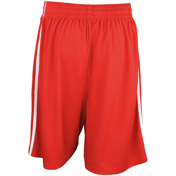 textil Herr Shorts / Bermudas Spiro S279M Röd/vit