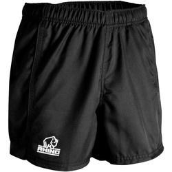 textil Barn Shorts / Bermudas Rhino RH15B Svart