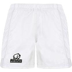 textil Herr Shorts / Bermudas Rhino RH015 Vit