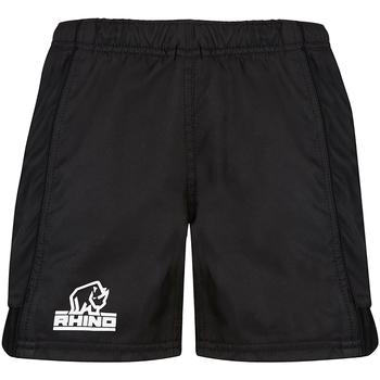 textil Herr Shorts / Bermudas Rhino RH015 Svart