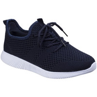 Skor Dam Sneakers Divaz  Marinblått
