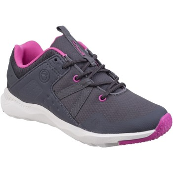Skor Dam Sneakers Cotswold  Grå/Fuchsia/Vit