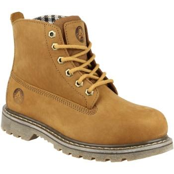 Skor Dam Boots Amblers FS103 Tobak