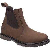 Skor Herr Boots Amblers  Brun