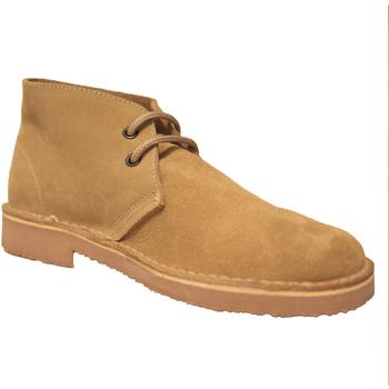 Skor Herr Boots Roamers  Sand