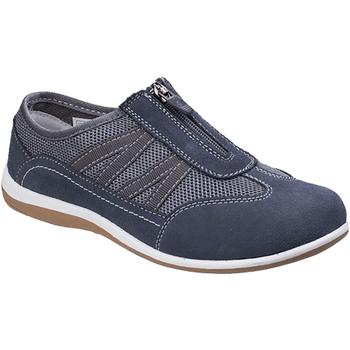 Skor Dam Sneakers Fleet & Foster  Grått