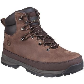 Skor Herr safety shoes Cotswold  Brun