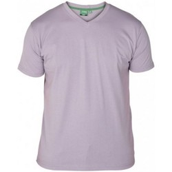 textil Herr T-shirts Duke  Ljusa druvor