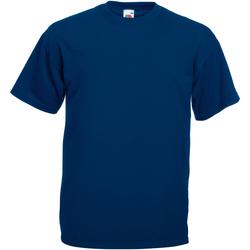 textil Herr T-shirts Universal Textiles 61036 Oxford Navy