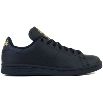Skor Pojkar Sneakers adidas Originals Stan Smith J Svarta