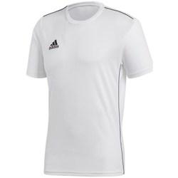 textil Herr T-shirts adidas Originals Core 18 Vit