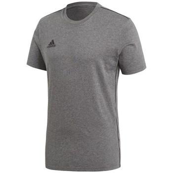 textil Herr T-shirts adidas Originals Core 18 Grafit