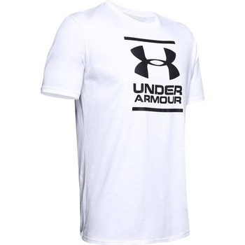 textil Herr T-shirts Under Armour GL Foundation SS Vit