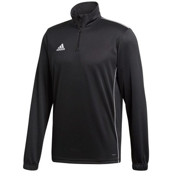 textil Herr Sweatjackets adidas Originals Core 18 Svarta