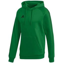textil Herr Sweatshirts adidas Originals Core 18 Gröna