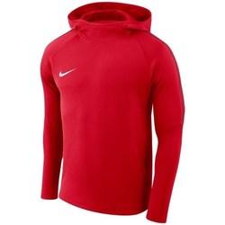 textil Herr Sweatshirts Nike Dry Academy 18 Hoodie PO Röda