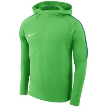 textil Herr Sweatshirts Nike Dry Academy 18 Gröna