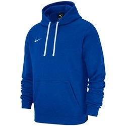 textil Herr Sweatshirts Nike Team Club 19 PO Fleece Hoody Grenade