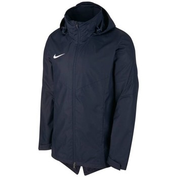 textil Herr Parkas Nike Academy 18 Rain Svarta