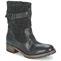Skor Dam Boots Pataugas DECK Svart