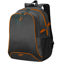 Väskor Ryggsäckar Shugon SH7677 Svart/orange