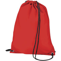 Väskor Barn Ryggsäckar Bagbase BG5 Röd