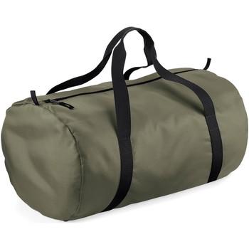 Väskor Resbagar Bagbase BG150 Olivgrön / Svart
