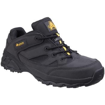 Skor safety shoes Amblers  Svart