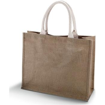 Väskor Dam Shoppingväskor Kimood KI011 Cappuccino