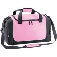 Väskor Sportväskor Quadra QS77 Klassisk rosa/Grafit/Whi