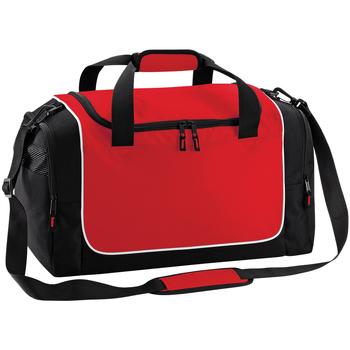 Väskor Sportväskor Quadra QS77 Klassisk röd/svart/vit
