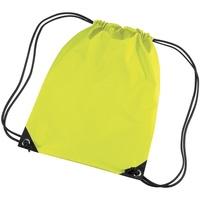 Väskor Barn Sportväskor Bagbase BG10 Fluoresent gul