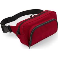 Väskor Herr Midjeväskor Bagbase BG053 Klassiskt röd