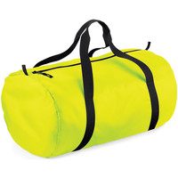 Väskor Resbagar Bagbase BG150 Fluorescerande gul/ svart