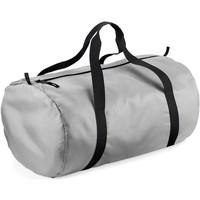 Väskor Resbagar Bagbase BG150 Silver / Svart