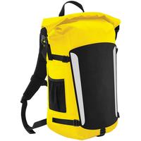 Väskor Ryggsäckar Quadra QX625 Gul/Svart