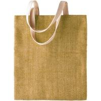 Väskor Dam Shoppingväskor Kimood  Naturlig/Militärgrön