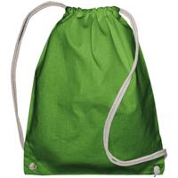 Väskor Barn Sportväskor Bags By Jassz 60257 Ljusgrön
