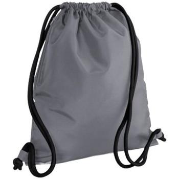 Väskor Barn Sportväskor Bagbase BG110 Grafitgrå/Svart