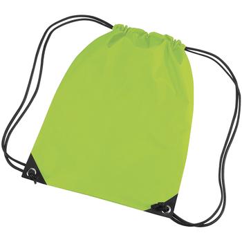 Väskor Barn Sportväskor Bagbase BG10 Lime