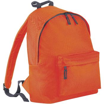 Väskor Ryggsäckar Bagbase BG125 Orange/Grafitgrått