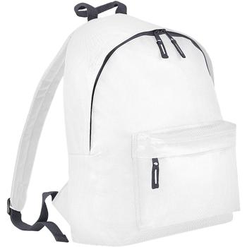 Väskor Ryggsäckar Bagbase BG125J Vit/Grafit