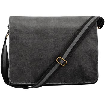 Väskor Axelremsväskor Quadra QD610 Vintage svart